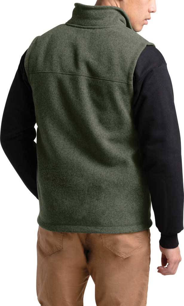Men's The North Face Gordon Lyons Vest, New Taupe Green Heather, large, image 2