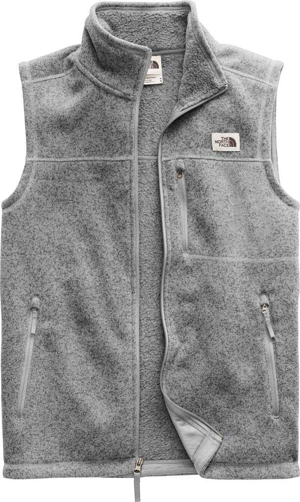 Men's The North Face Gordon Lyons Vest, TNF Medium Grey Heather, large, image 1