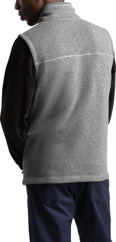 Men's The North Face Gordon Lyons Vest, TNF Medium Grey Heather, large, image 2