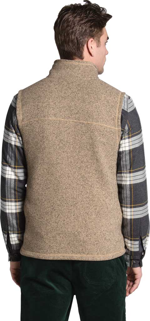Men's The North Face Gordon Lyons Vest, Hawthorne Khaki Heather, large, image 2
