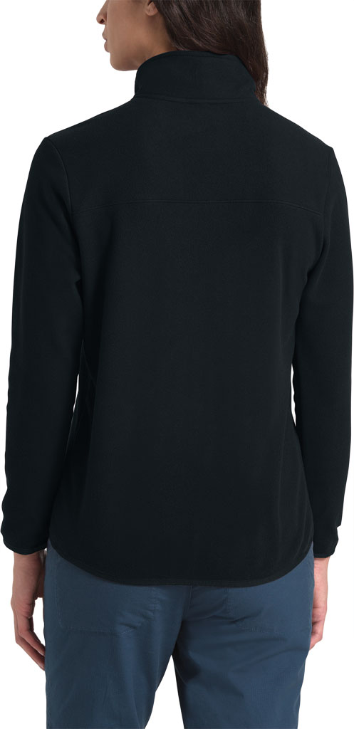Women's The North Face TKA Glacier Snap Neck Pullover, , large, image 2