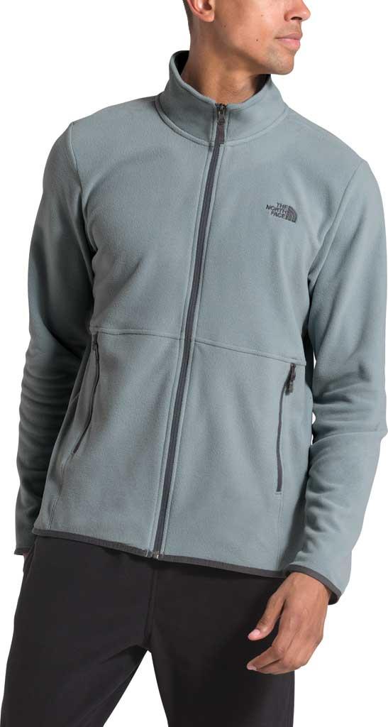 Men's The North Face TKA Glacier Full Zip Jacket, , large, image 3