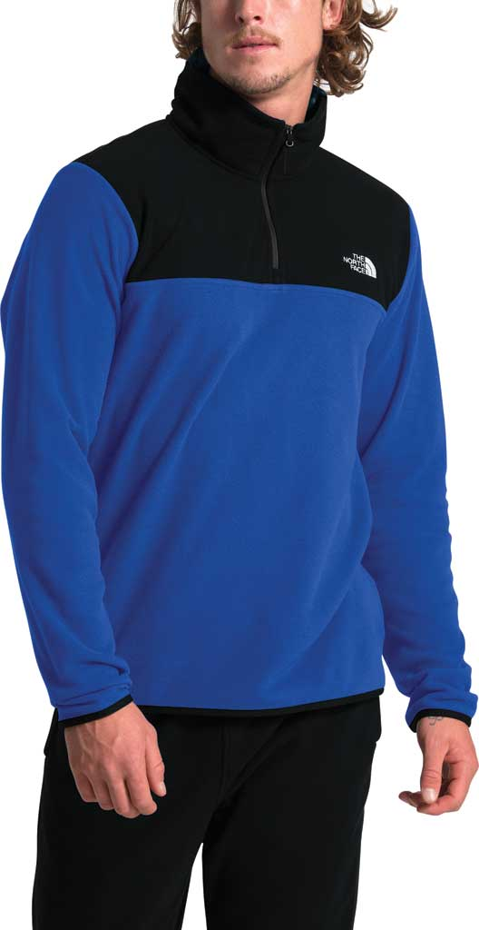 Men's The North Face TKA Glacier 1/4 Zip Pullover, , large, image 4