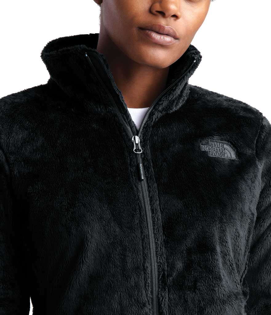 Women's The North Face Osito Jacket, TNF Black, large, image 3