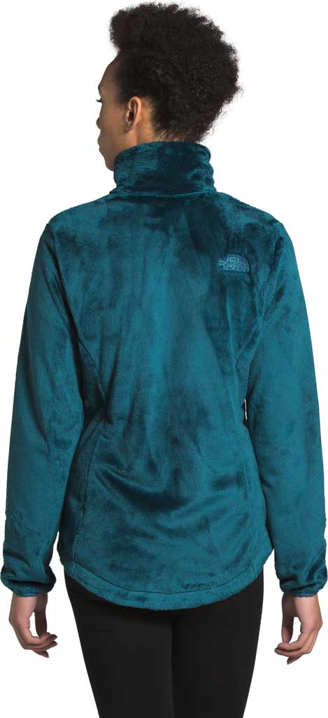 Women's The North Face Osito Jacket, Mallard Blue, large, image 2