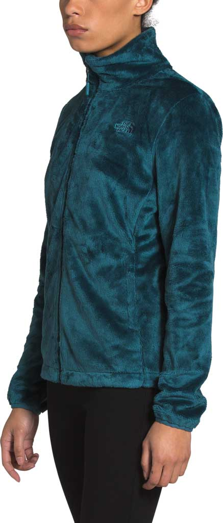 Women's The North Face Osito Jacket, Mallard Blue, large, image 3