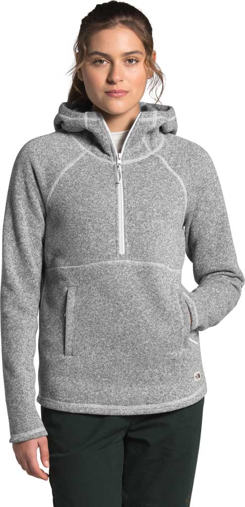 Women's The North Face Crescent Hooded Pullover, , large, image 1