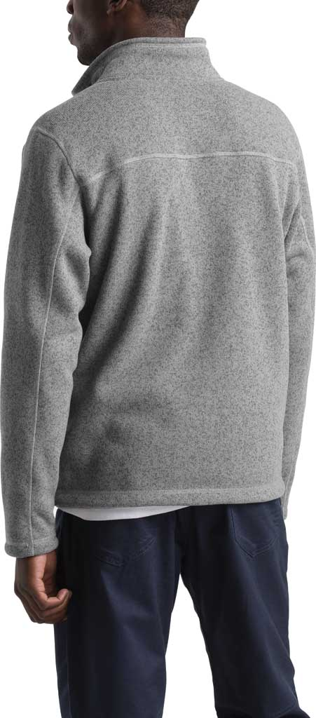 Men's The North Face Gordon Lyons Full Zip, TNF Medium Grey Heather, large, image 2