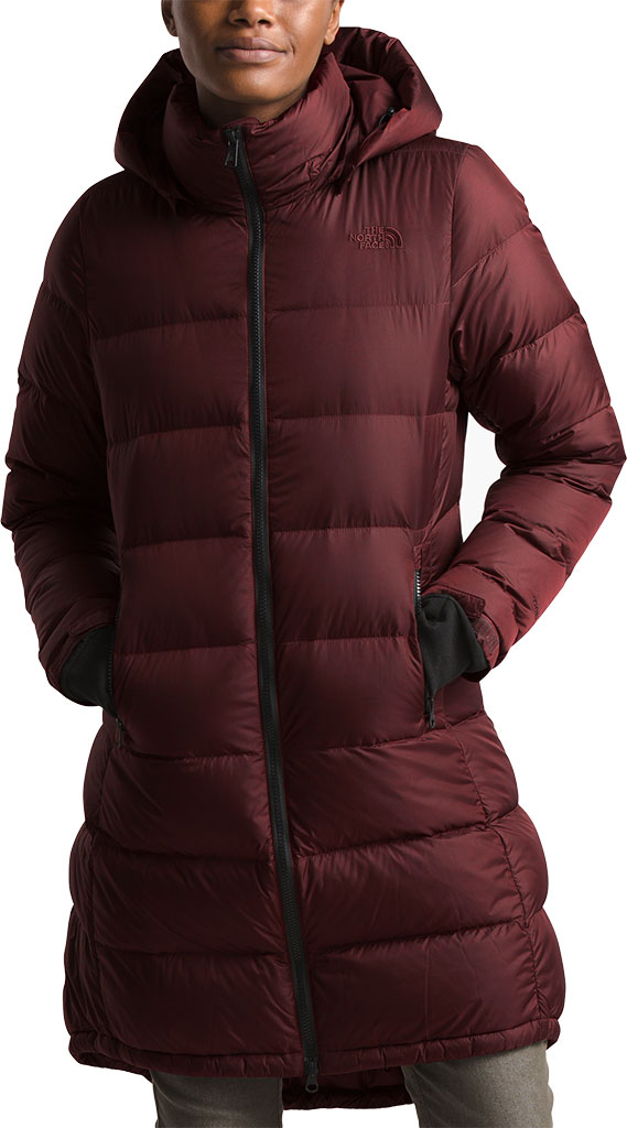 Women's The North Face Metropolis Parka III, , large, image 3