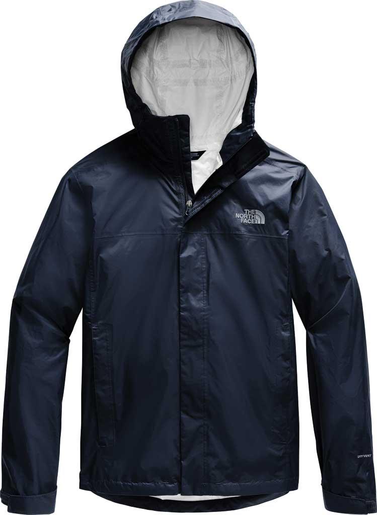 Men's The North Face Venture 2 Jacket, Urban Navy/Urban Navy/TNF White, large, image 1