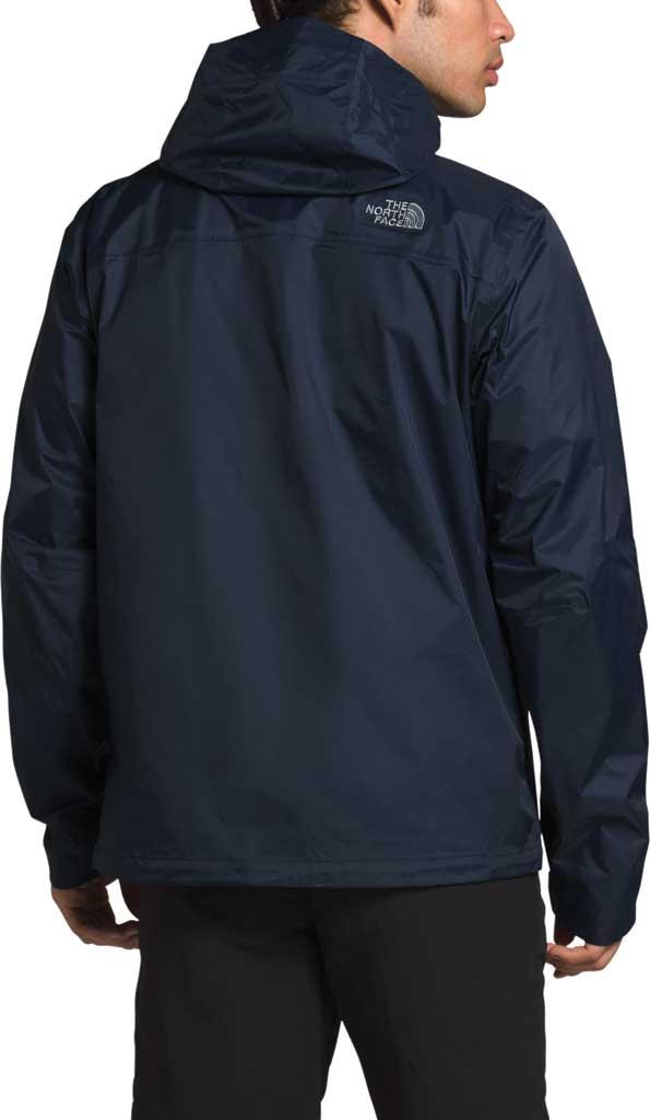 Men's The North Face Venture 2 Jacket, Urban Navy/Urban Navy/TNF White, large, image 2