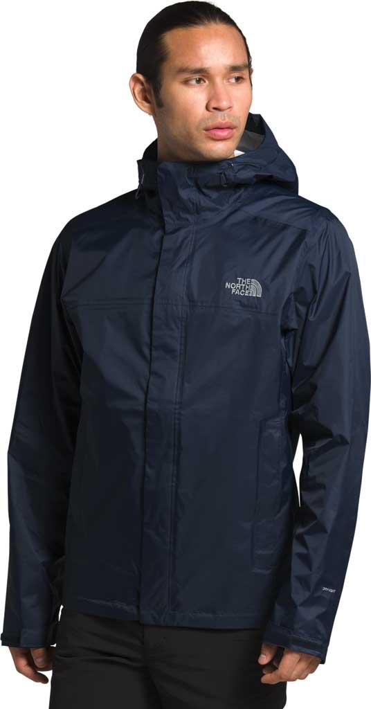 Men's The North Face Venture 2 Jacket, Urban Navy/Urban Navy/TNF White, large, image 3