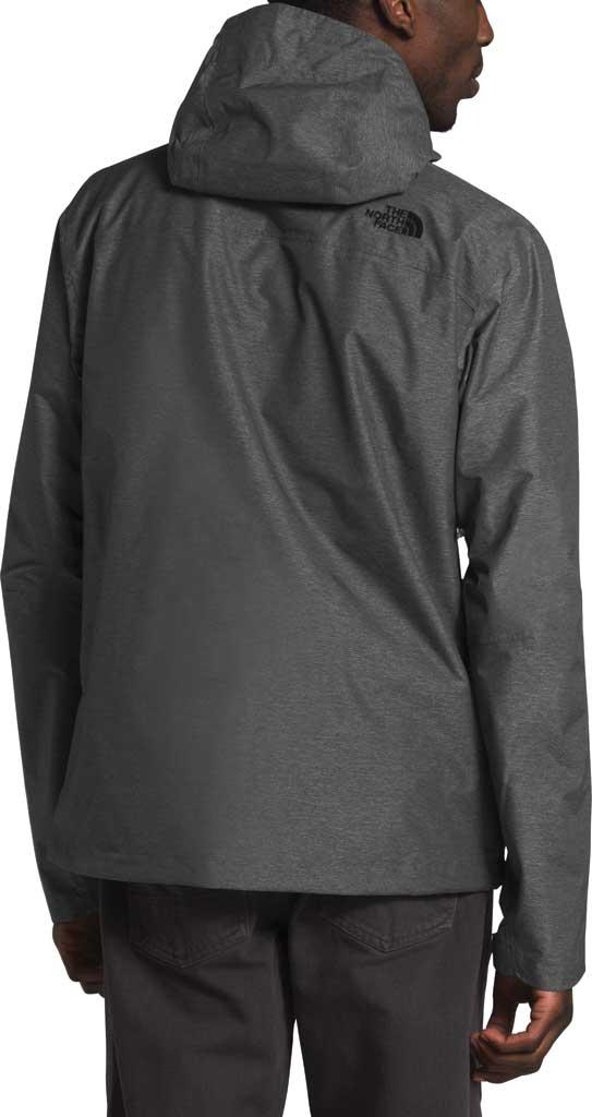 Men's The North Face Venture 2 Jacket, TNF Dark Grey Heather/TNF Grey Heather/TNF Black, large, image 2