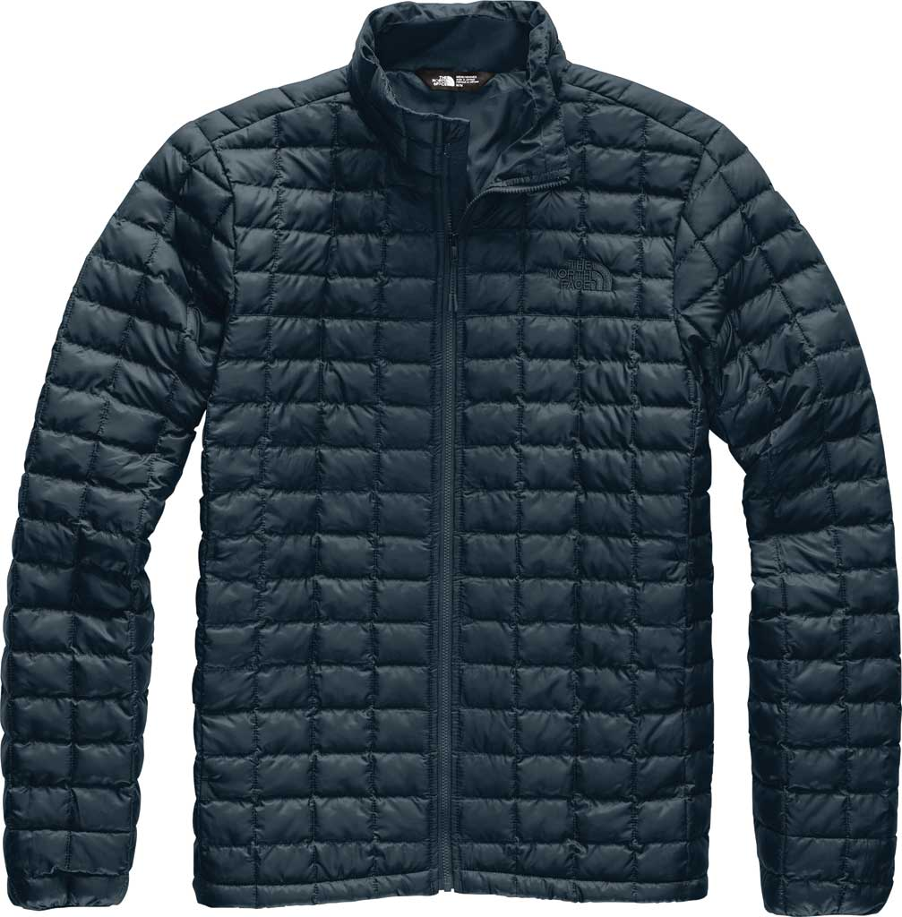 Men's The North Face Thermoball Eco Winter Jacket, Urban Navy Matte, large, image 1