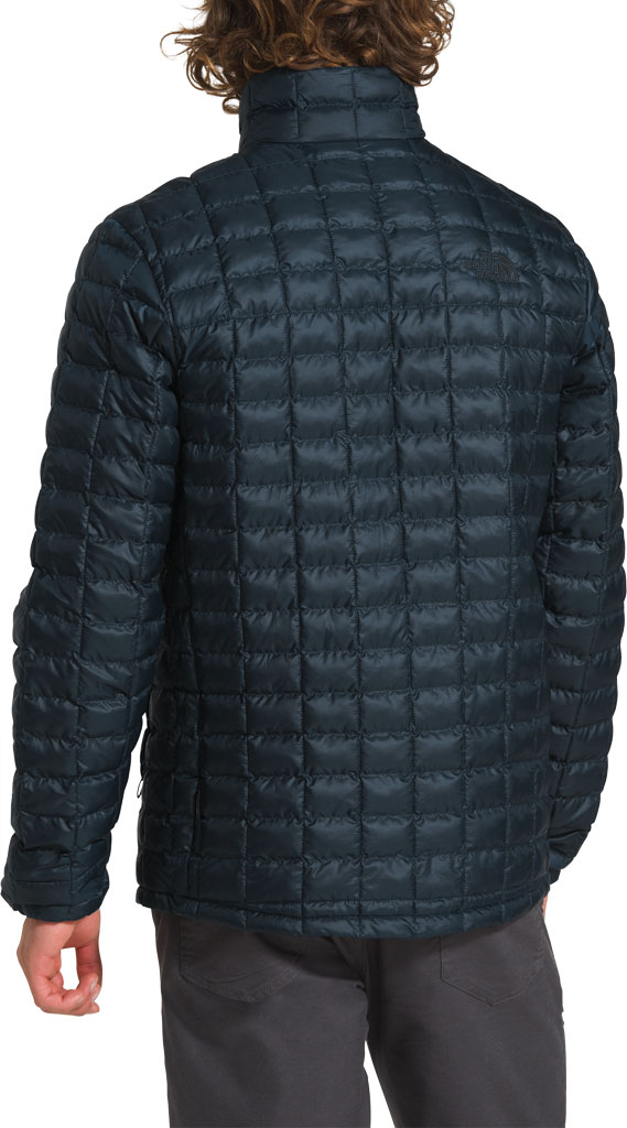 Men's The North Face Thermoball Eco Winter Jacket, Urban Navy Matte, large, image 2