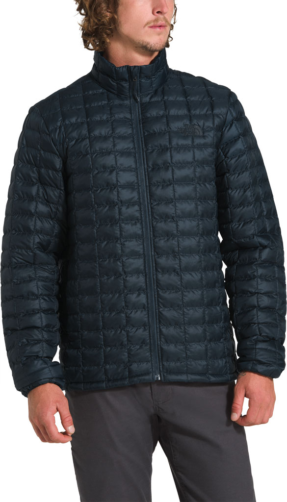 Men's The North Face Thermoball Eco Winter Jacket, Urban Navy Matte, large, image 3