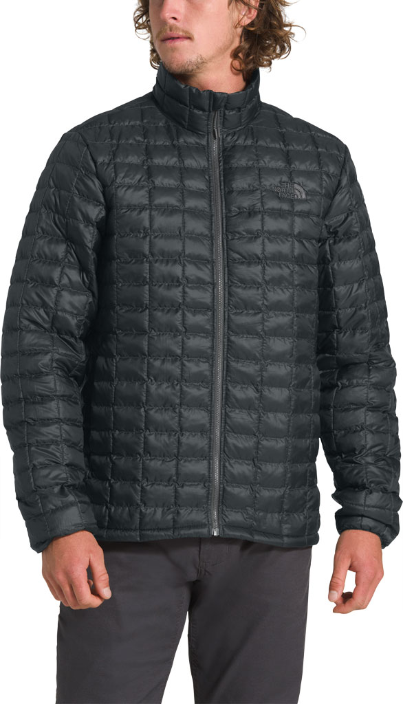 Men's The North Face Thermoball Eco Winter Jacket, Asphalt Grey Matte, large, image 3