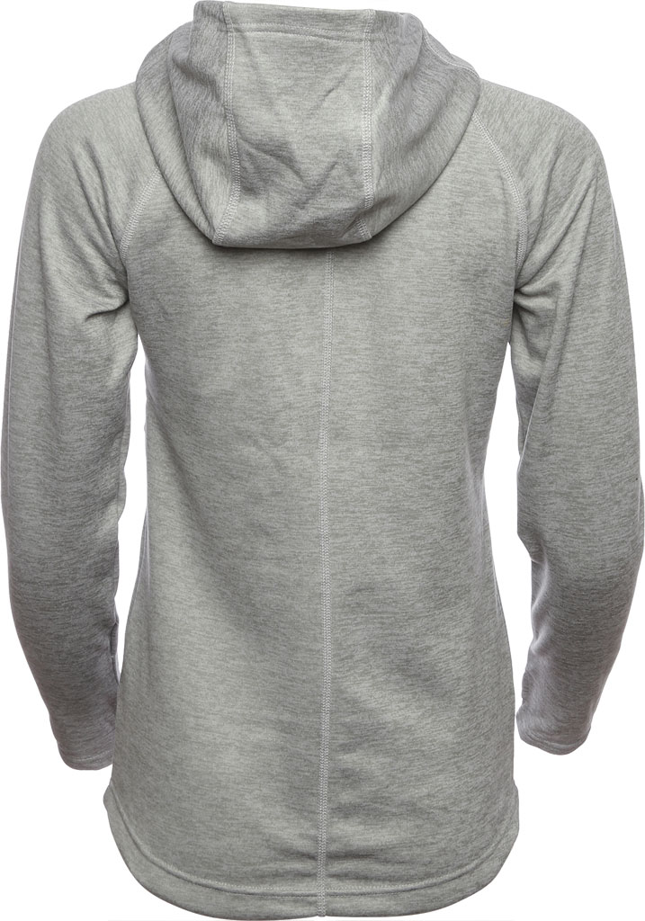 Women's The North Face Canyonlands Hoodie, TNF Light Grey Heather, large, image 3