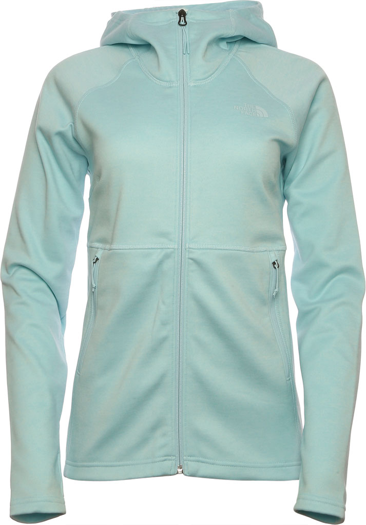 Women's The North Face Canyonlands Hoodie, Starlight Blue Heather, large, image 1
