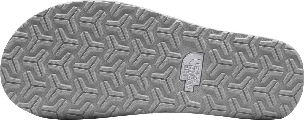 Women's The North Face Base Camp Mini II Flip Flop, Meld Grey/TNF White, large, image 4