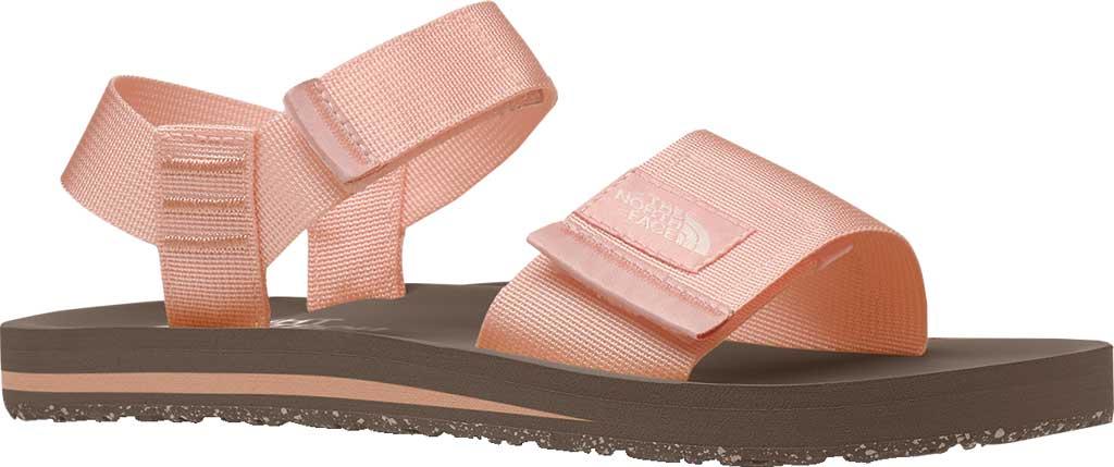 Women's The North Face Skeena Active Sandal, Evening Sand Pink/Cafe Creme, large, image 1