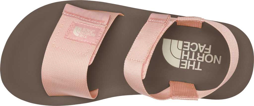 Women's The North Face Skeena Active Sandal, Evening Sand Pink/Cafe Creme, large, image 3