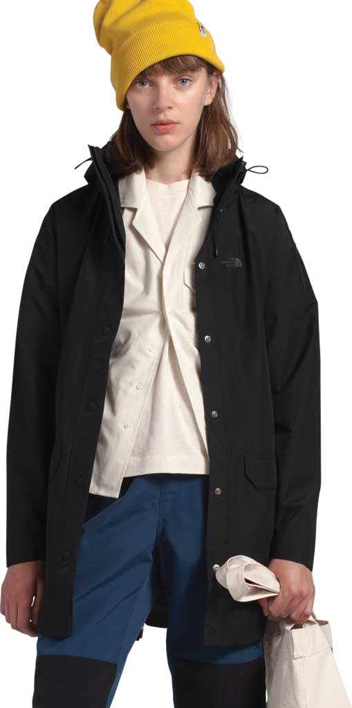 Women's The North Face Woodmont Rain Jacket, , large, image 1