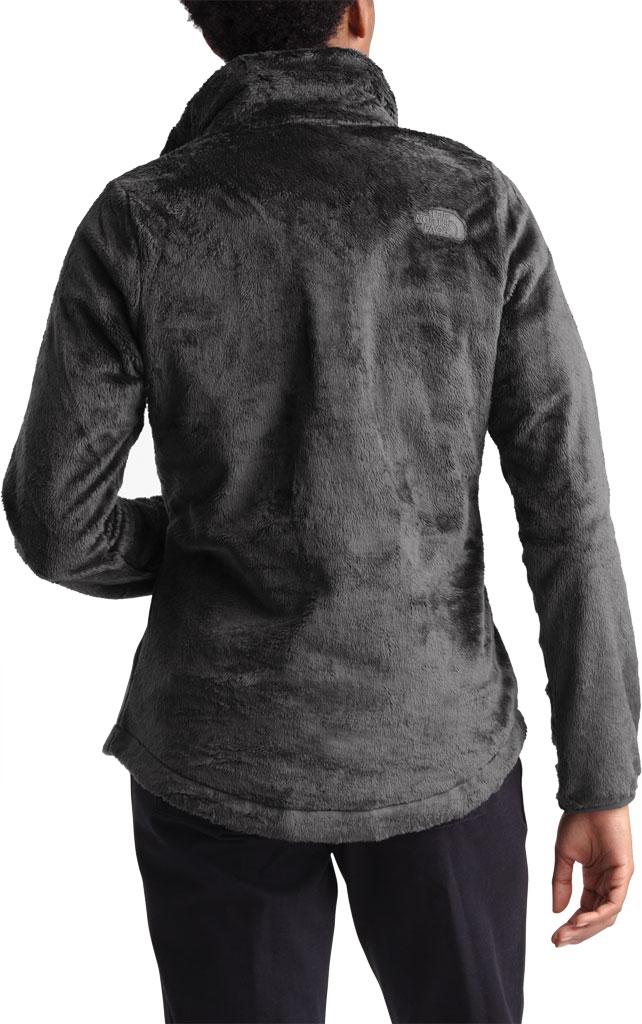 Women's The North Face Osito Quarter Zip Pullover, Asphalt Grey, large, image 2