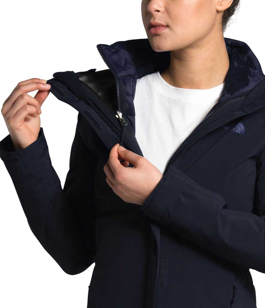 Women's The North Face ThermoBall Eco Triclimate Jacket, , large, image 4