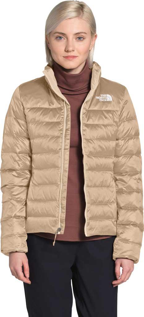 Women's The North Face Aconcagua Down Jacket, Hawthorne Khaki, large, image 1