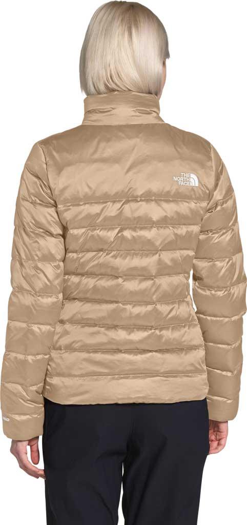 Women's The North Face Aconcagua Down Jacket, Hawthorne Khaki, large, image 2