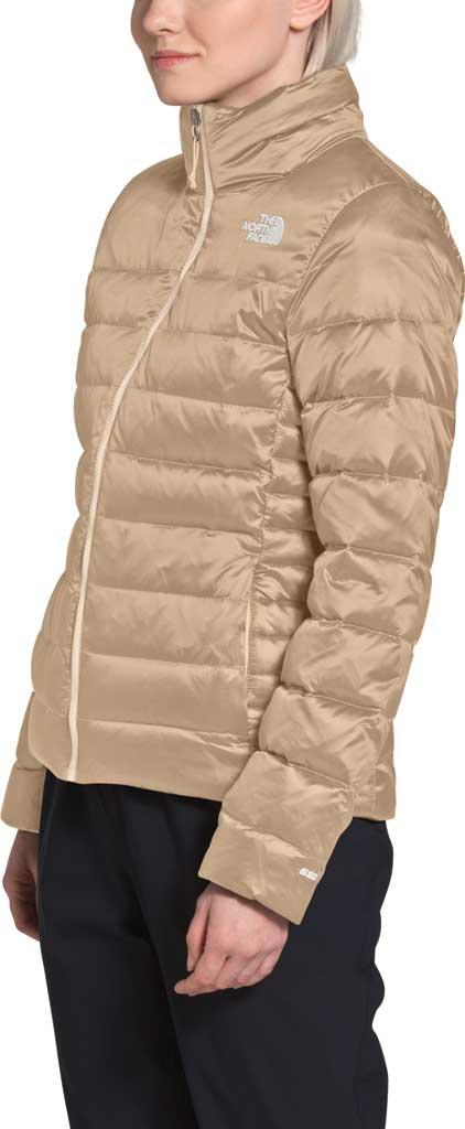 Women's The North Face Aconcagua Down Jacket, Hawthorne Khaki, large, image 3