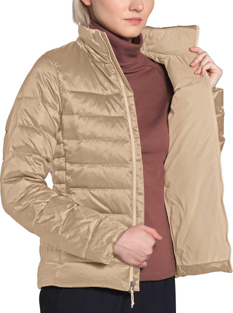 Women's The North Face Aconcagua Down Jacket, Hawthorne Khaki, large, image 4