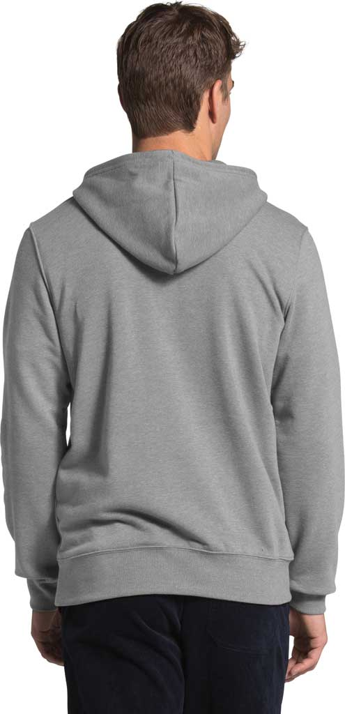 Men's The North Face Patch Pullover Hoodie, TNF Medium Grey Heather, large, image 2
