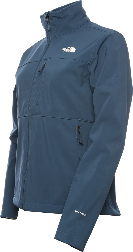 Women's The North Face Apex Bionic Windbreaker, Blue Wing Teal, large, image 2