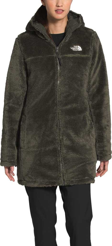 Women's The North Face Mossbud Insulated Reversible Quilted Parka, New Taupe Green, large, image 1