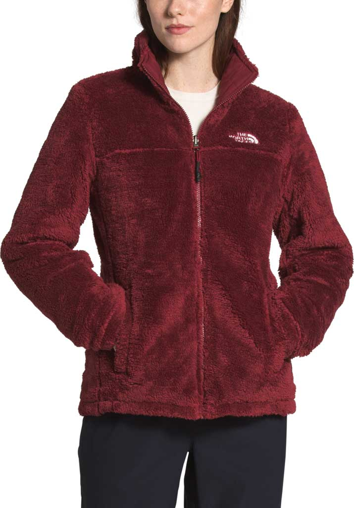 Women's The North Face Mossbud Insulated Reversible Winter Jacket, Pomegranate, large, image 4