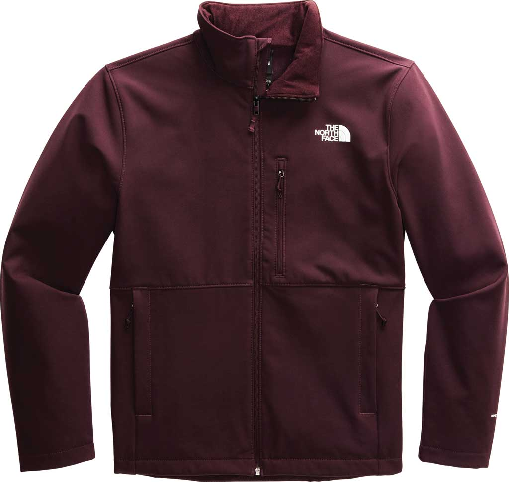 Men's The North Face Apex Bionic 2 Windbreaker, Root Brown, large, image 1