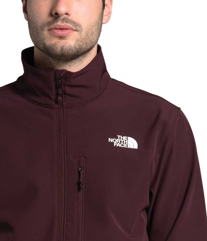 Men's The North Face Apex Bionic 2 Windbreaker, Root Brown, large, image 4