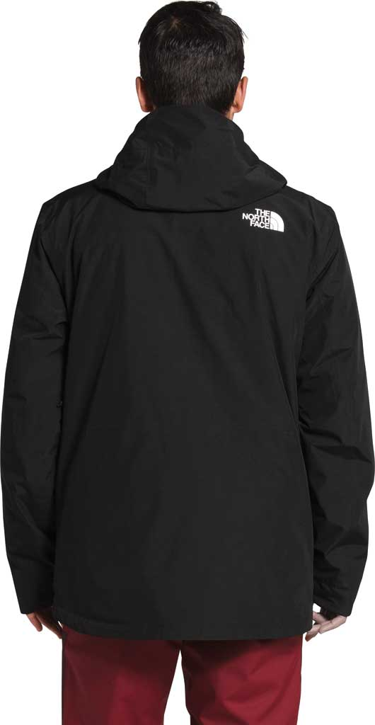 Men's The North Face Clement Triclimate Jacket, TNF Black, large, image 2