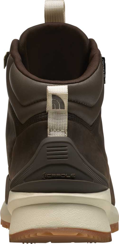 Women's The North Face Back-to-Berkeley Mid WP Hiking Boot, Demitasse Brown/Bipartisan Brown, large, image 2