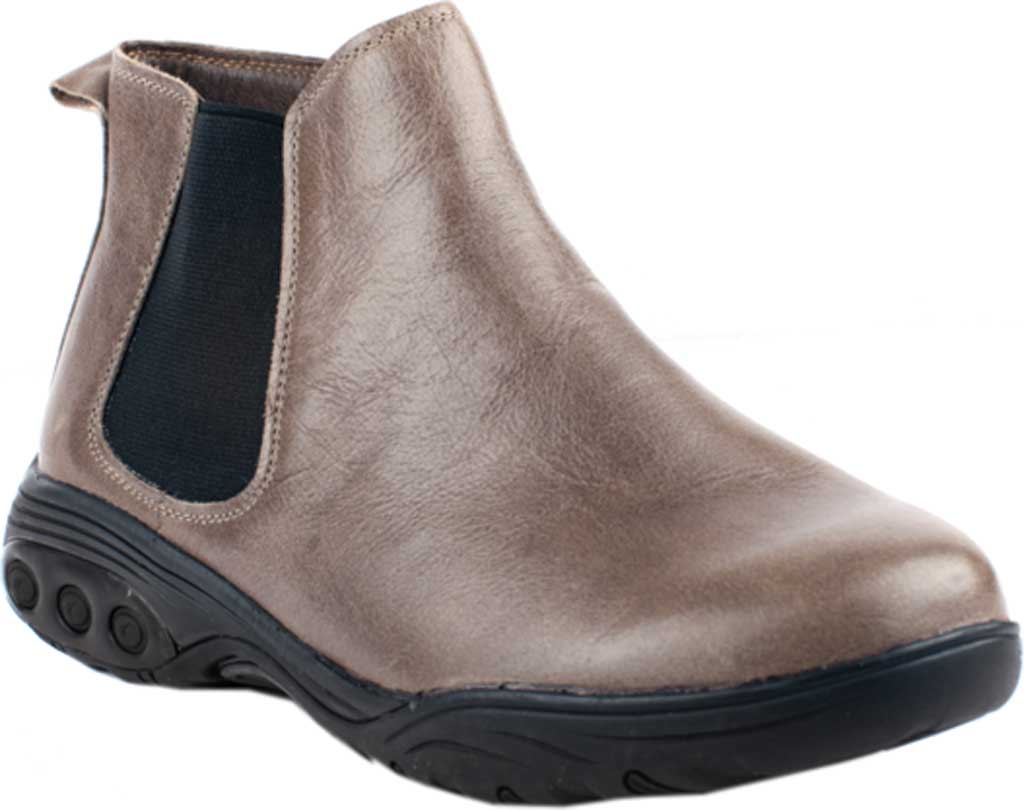 Women's Therafit Paige Bootie, Taupe Full Grain Leather, large, image 1