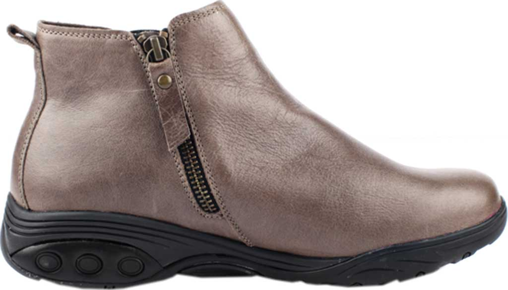 Women's Therafit Paige Bootie, Taupe Full Grain Leather, large, image 2