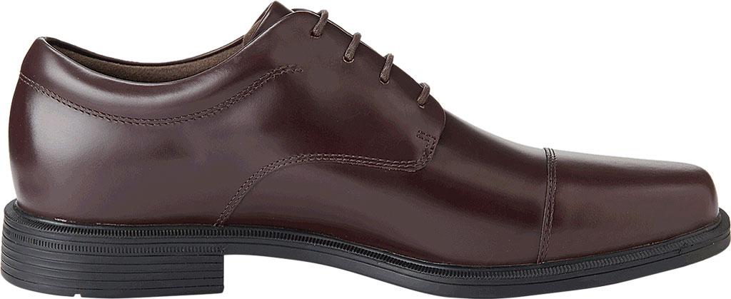 Men's Rockport Ellingwood Waterproof, Oxblood Full Grain Leather, large, image 2