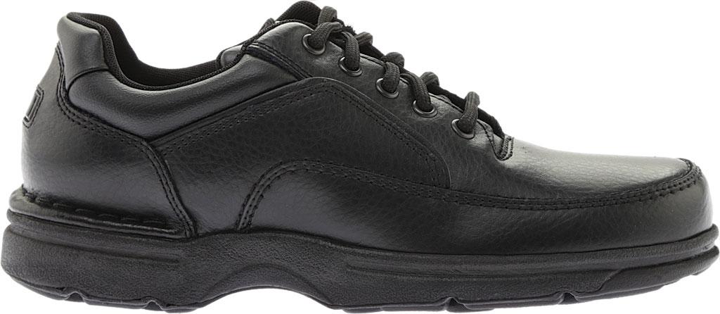 Men's Rockport World Tour Eureka, Black Full Grain Leather, large, image 2