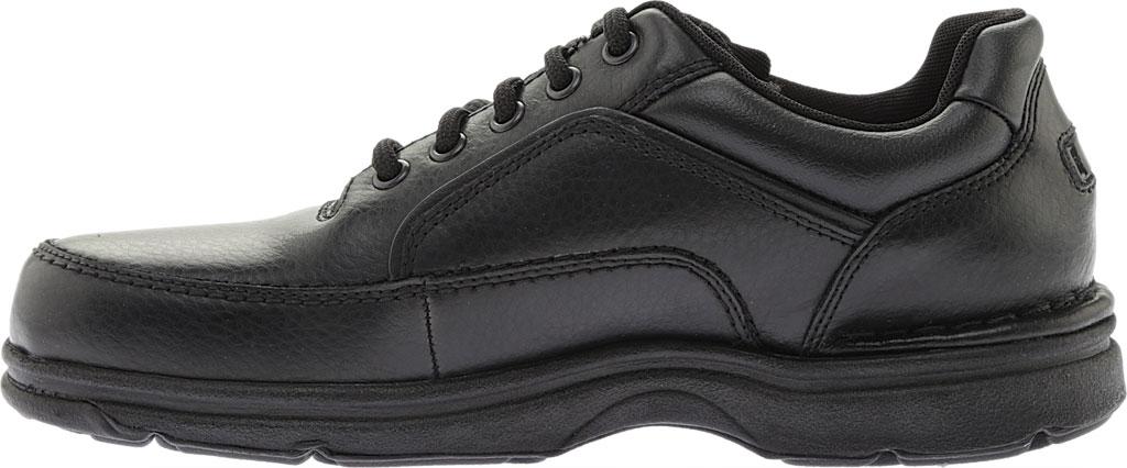 Men's Rockport World Tour Eureka, Black Full Grain Leather, large, image 3