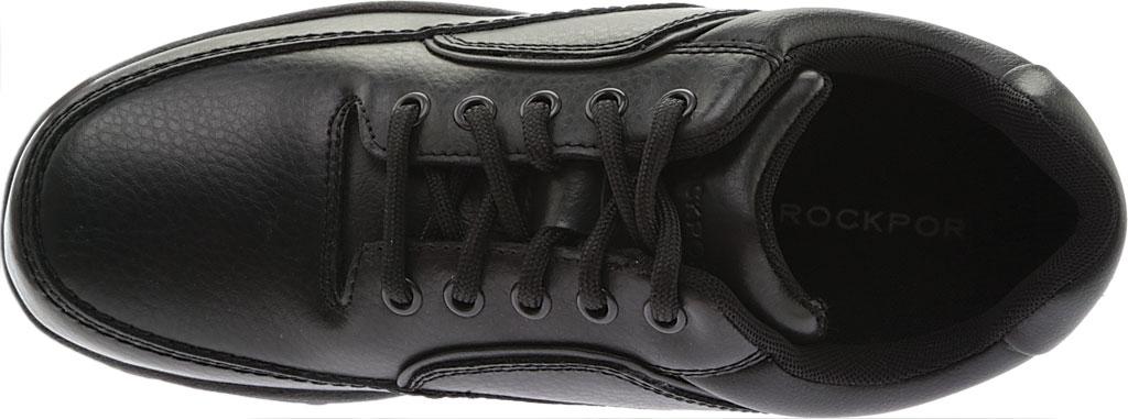 Men's Rockport World Tour Eureka, Black Full Grain Leather, large, image 5