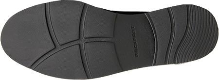 Men's Rockport Shakespeare Circle Loafer, Black Brush Off Leather, large, image 5
