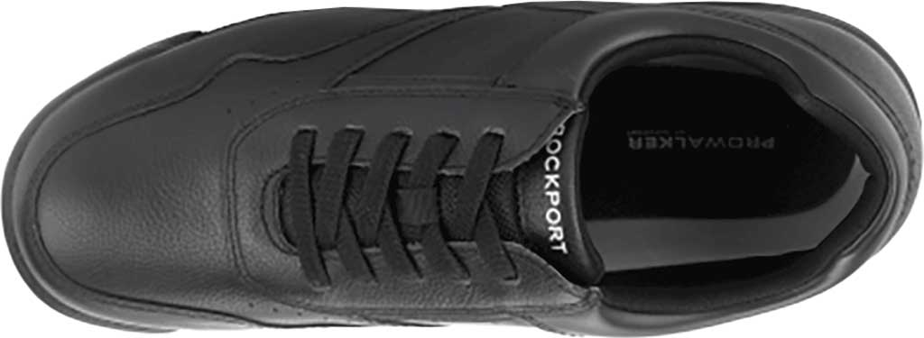 Men's Rockport Prowalker M7100, Black, large, image 4