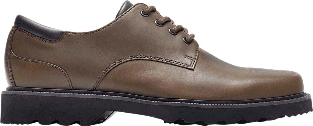 Men's Rockport Northfield Oxford, Dark Brown, large, image 2